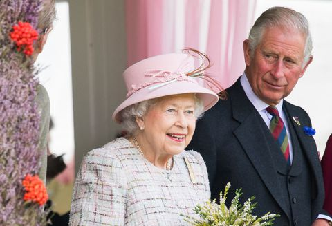 The Queen, Prince Charles